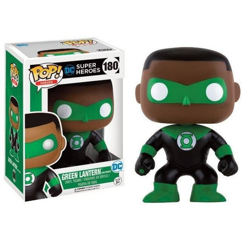 Funko Pop! - DC Comics POP! Heroes Figure Green Lantern (John Stewart)