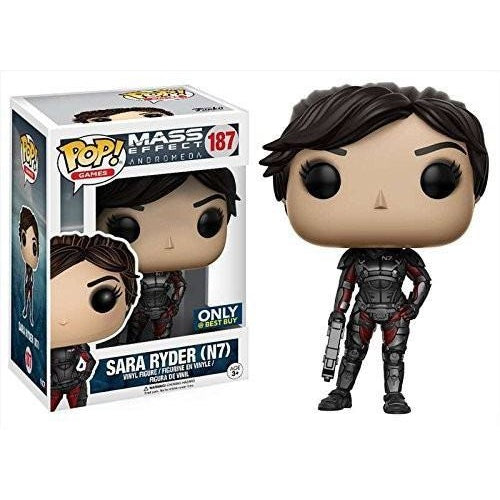 Funko Pop! - Mass Effect Andromeda POP! Games Vinyl Figure Sarah Ryder