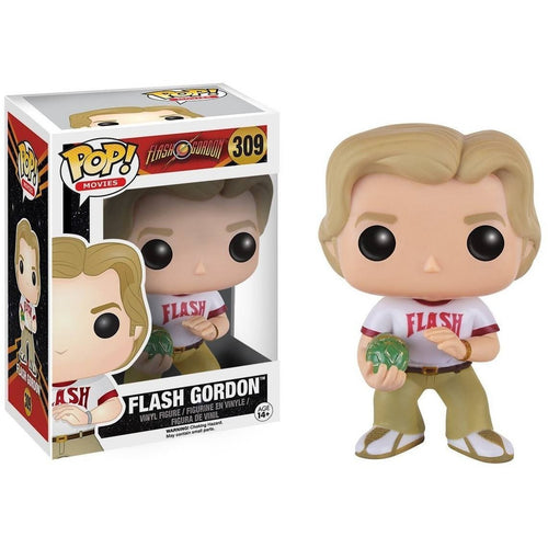 Funko Pop! - POP! Vinyl Funko Flash Gordon Figure