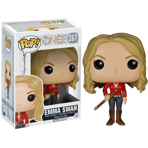 Funko Pop! - POP! Vinyl Funko Once Upon A Time - Emma Swan