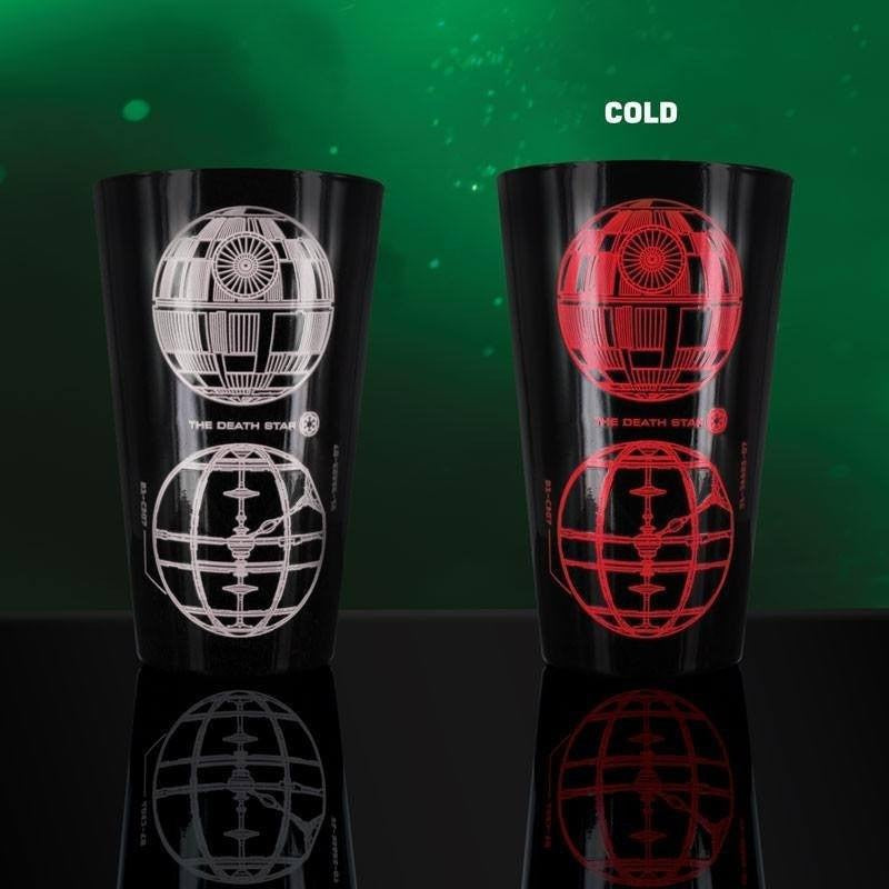 Glassware & Drinkware - Darth Vader Colour Changing Glass