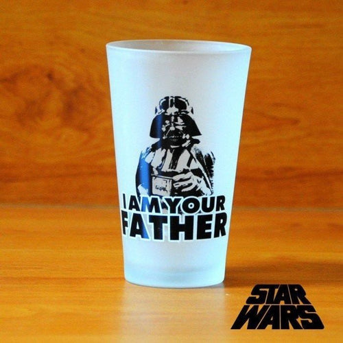 Glassware & Drinkware - Star Wars Darth Vader I Am Your Father Glass