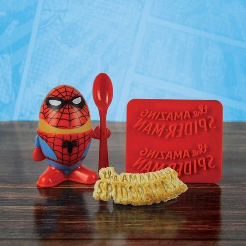 Kitchen Accessories - Marvel Comics Spiderman Egg Cup