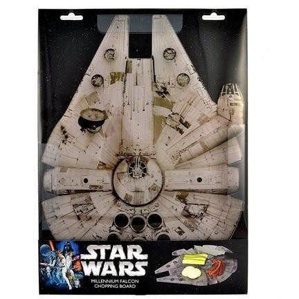 Kitchen Accessories - Star Wars Millennium Falcon Chopping Board