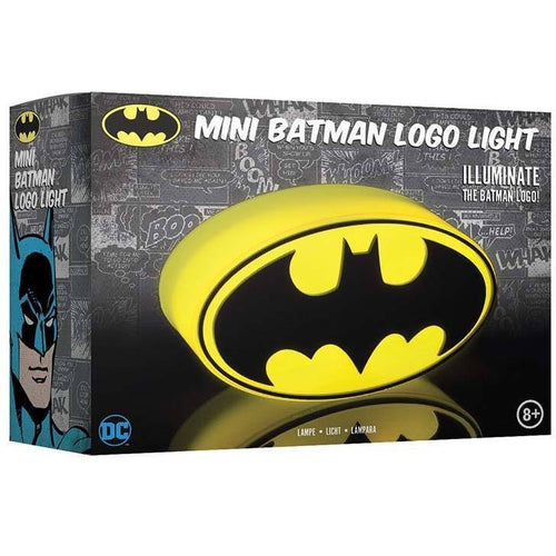 Lighting & Clocks - Mini Batman Logo Light