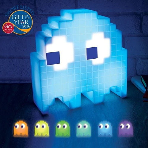Lighting & Clocks - Pac-Man Ghost Light