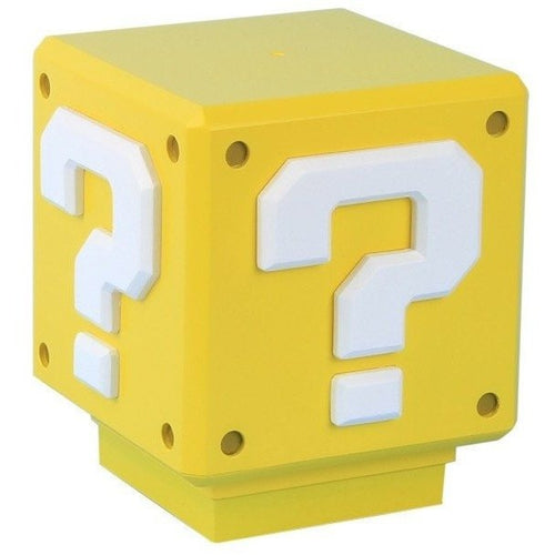 Lighting & Clocks - Super Mario Mini Question Block Light