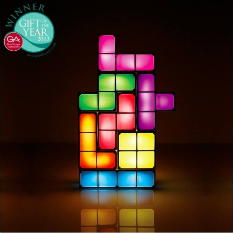 Lighting & Clocks - Tetris Light