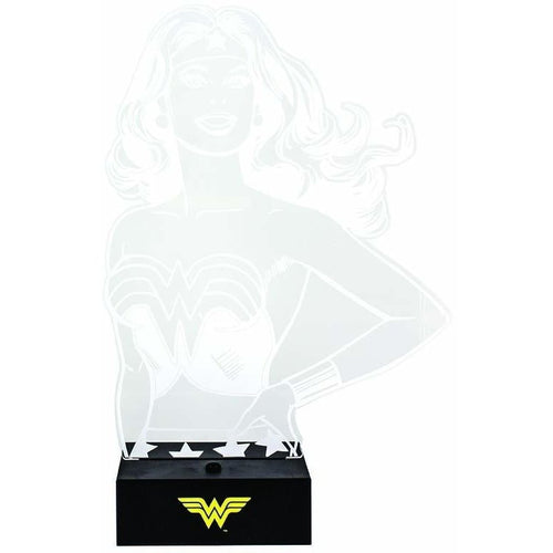 Lighting & Clocks - Wonder Woman Hero Light