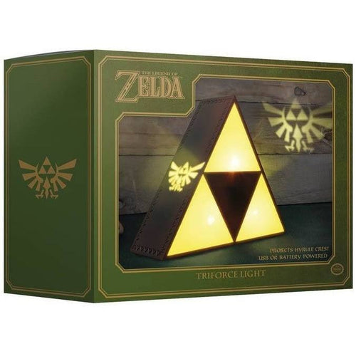 Lighting & Clocks - Zelda Tri-Force Light