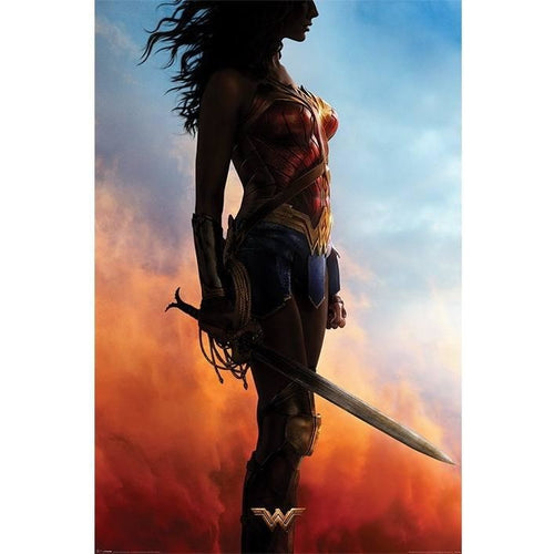 Maxi Posters - Wonder Woman Teaser Maxi Poster