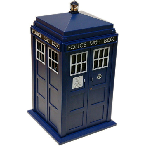 Mint & Cookie Storage - Doctor Who Light&Sound Cookie Jar