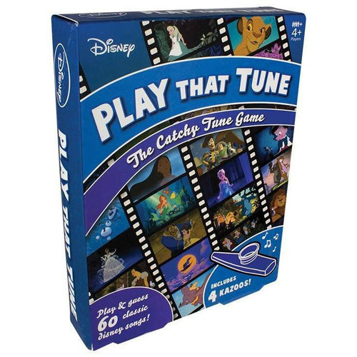 Office & Party Games - Disney Play That Tune