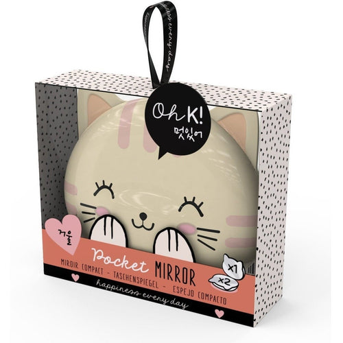 Other Accessories - Oh K! Kitten Pocket Mirror