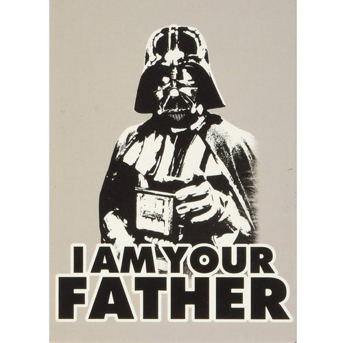 Pins & Magnets - Star Wars Fridge Magnet I Am Your Father
