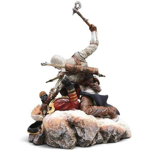 Scale Figures & Statues - Assassin's Creed III PVC Statue Connor The Last Breath