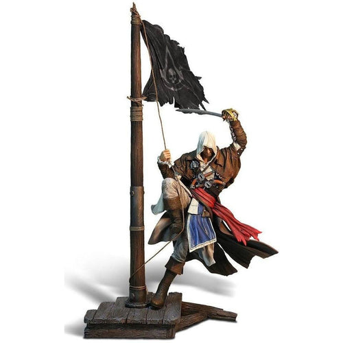 Scale Figures & Statues - Assassin´s Creed IV Black Flag PVC Statue Edward Kenway Master Of The Seas