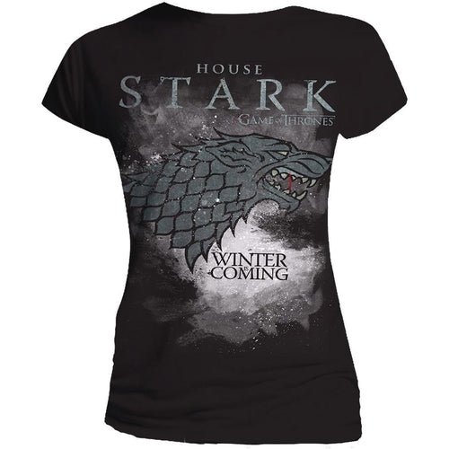 T-Shirts - Game Of Thrones Ladies T-Shirt House Stark