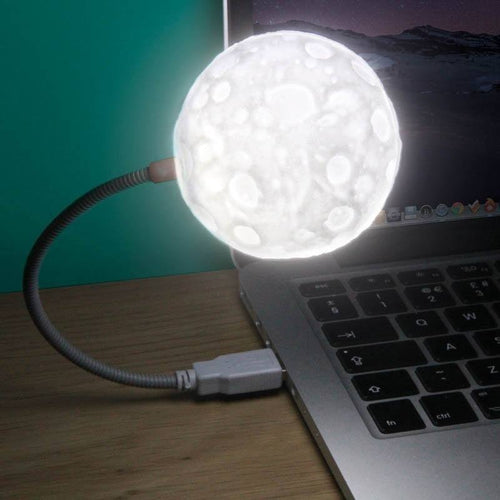 USB Hubs, Drives And Accessories - USB Moon Light