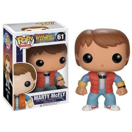 Vinyl Figures - Back To The Future POP! Vinyl Figure Marty