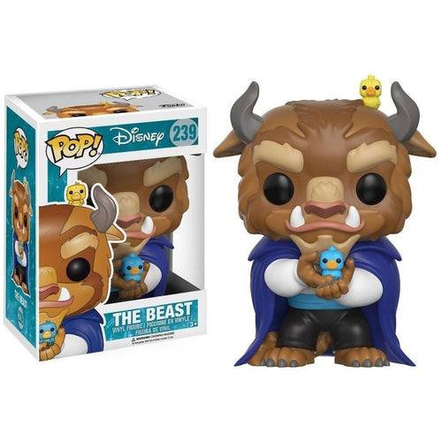 Vinyl Figures - Beauty And The Beast POP! Disney Vinyl Figure The Beast