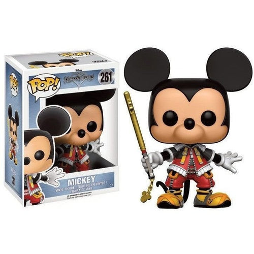 Vinyl Figures - Kingdom Hearts POP! Disney Vinyl Figure Mickey