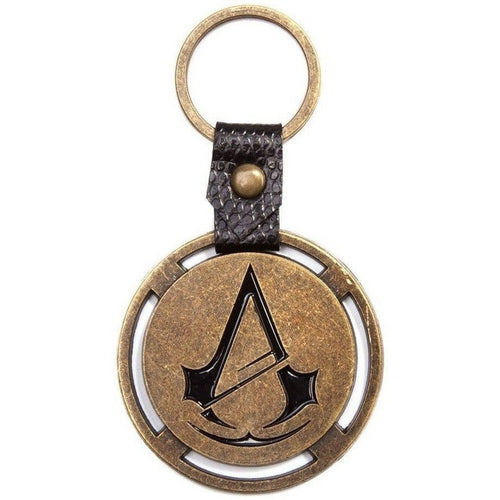 Wallets & Keychains - Assassin´s Creed Unity Metal Key Ring Logo