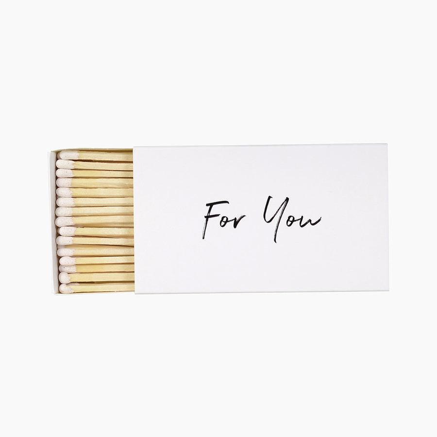 Personalised 'For You' matches