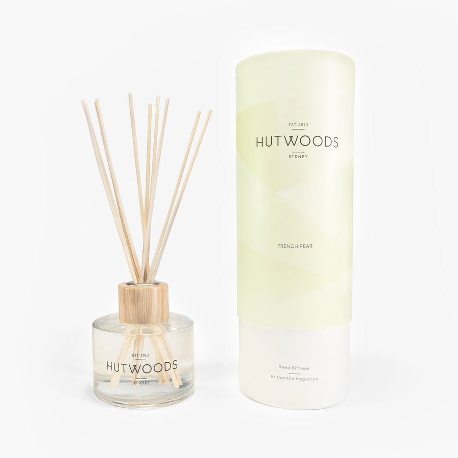 Hutwoods French Pear Reed Diffuser