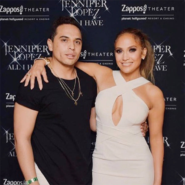 JLo spotted in GEORGY at 'ALL I HAVE' concert