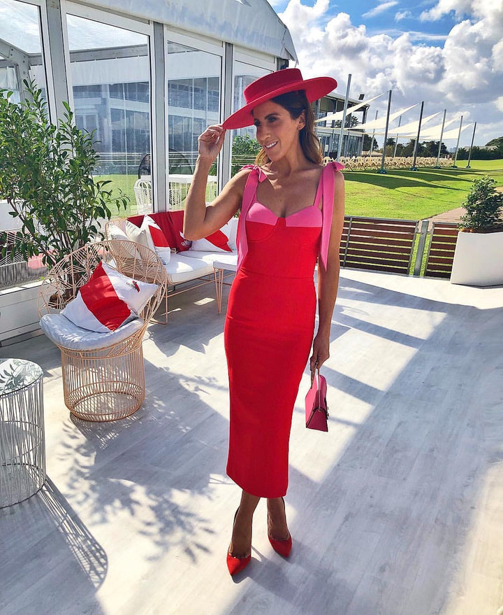 Lana Wilkinson stuns crowd at Oaks Day in GEORGY