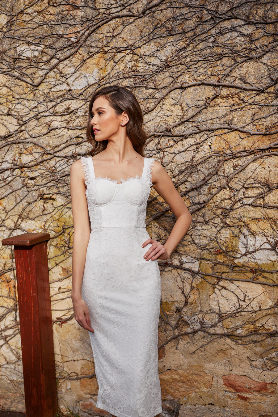 GABRIELLA - WHITE - GEORGY COLLECTION