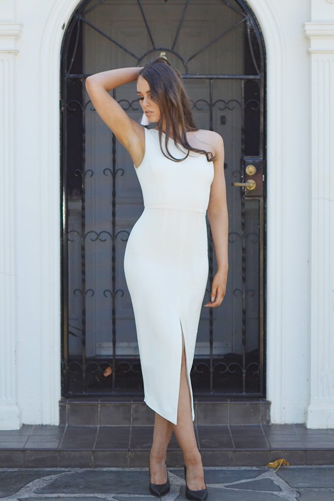 CHLOE - WHITE - GEORGY COLLECTION