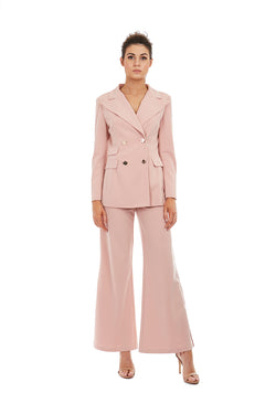 DIANA BLAZER - PINK - GEORGY COLLECTION