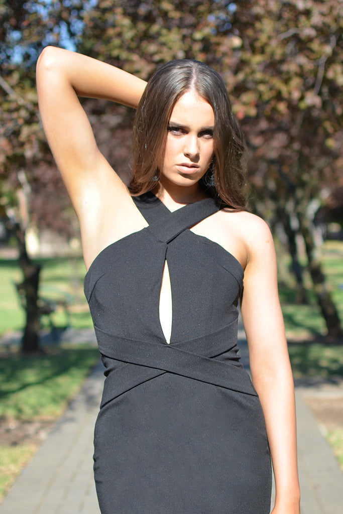 MADELINE - BLACK - GEORGY COLLECTION