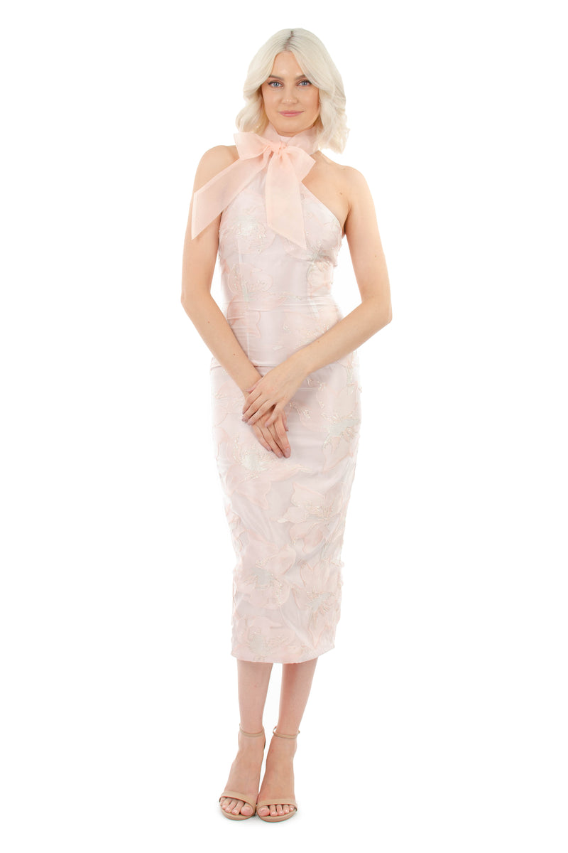 MILA DRESS - PINK - GEORGY COLLECTION