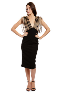 MISHONE DRESS - POLKA - GEORGY COLLECTION