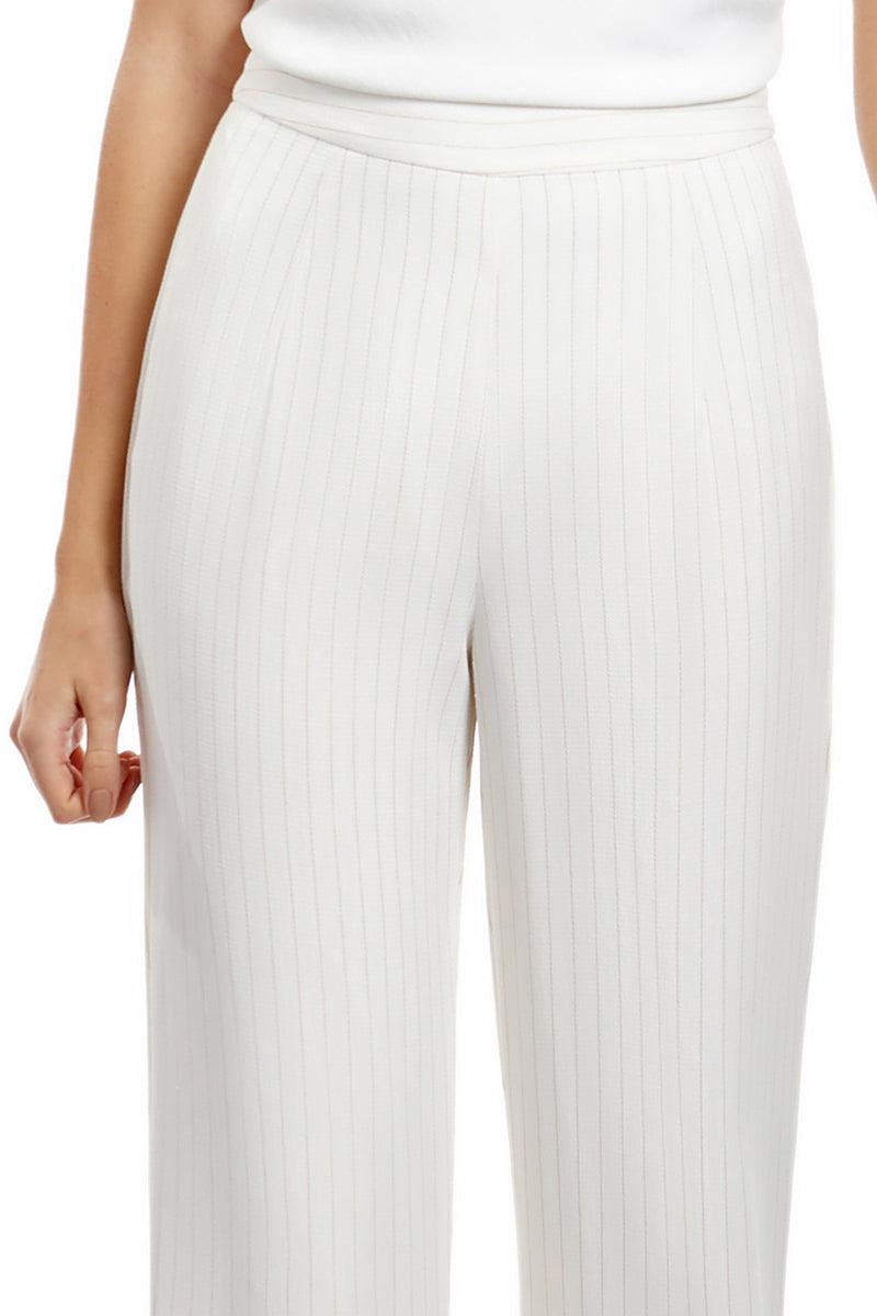 NATASHA PANTS - WHITE - GEORGY COLLECTION