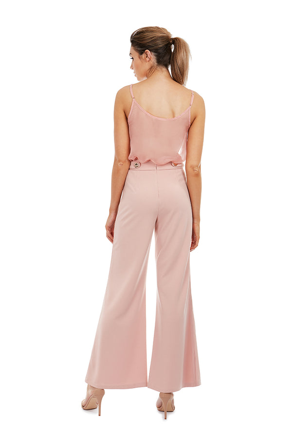 DIANA PANTS - PINK - GEORGY COLLECTION