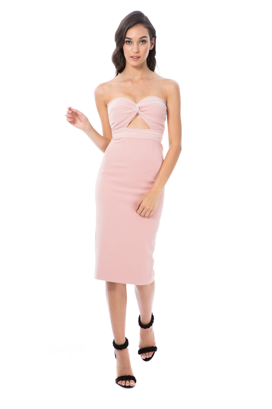 NICOLETTE - PINK - GEORGY COLLECTION