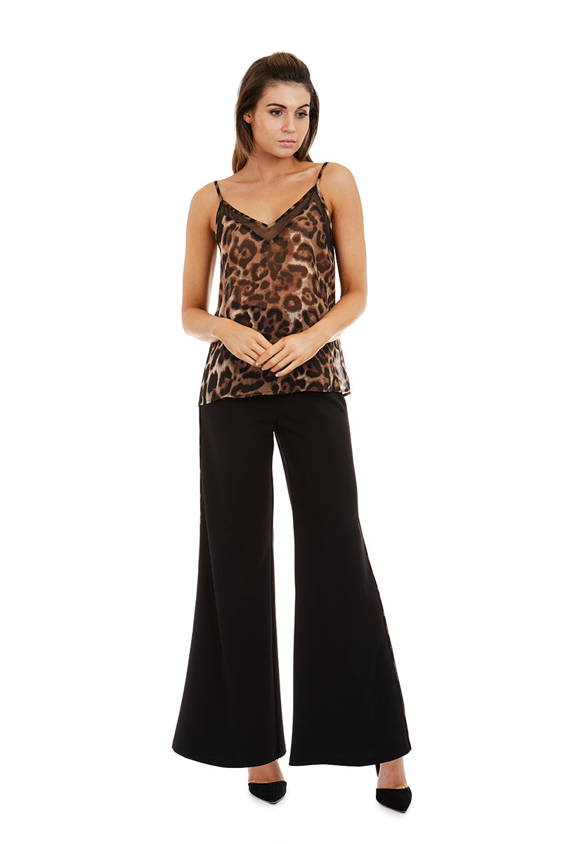 NICOLLE CAMI - LEOPARD - GEORGY COLLECTION