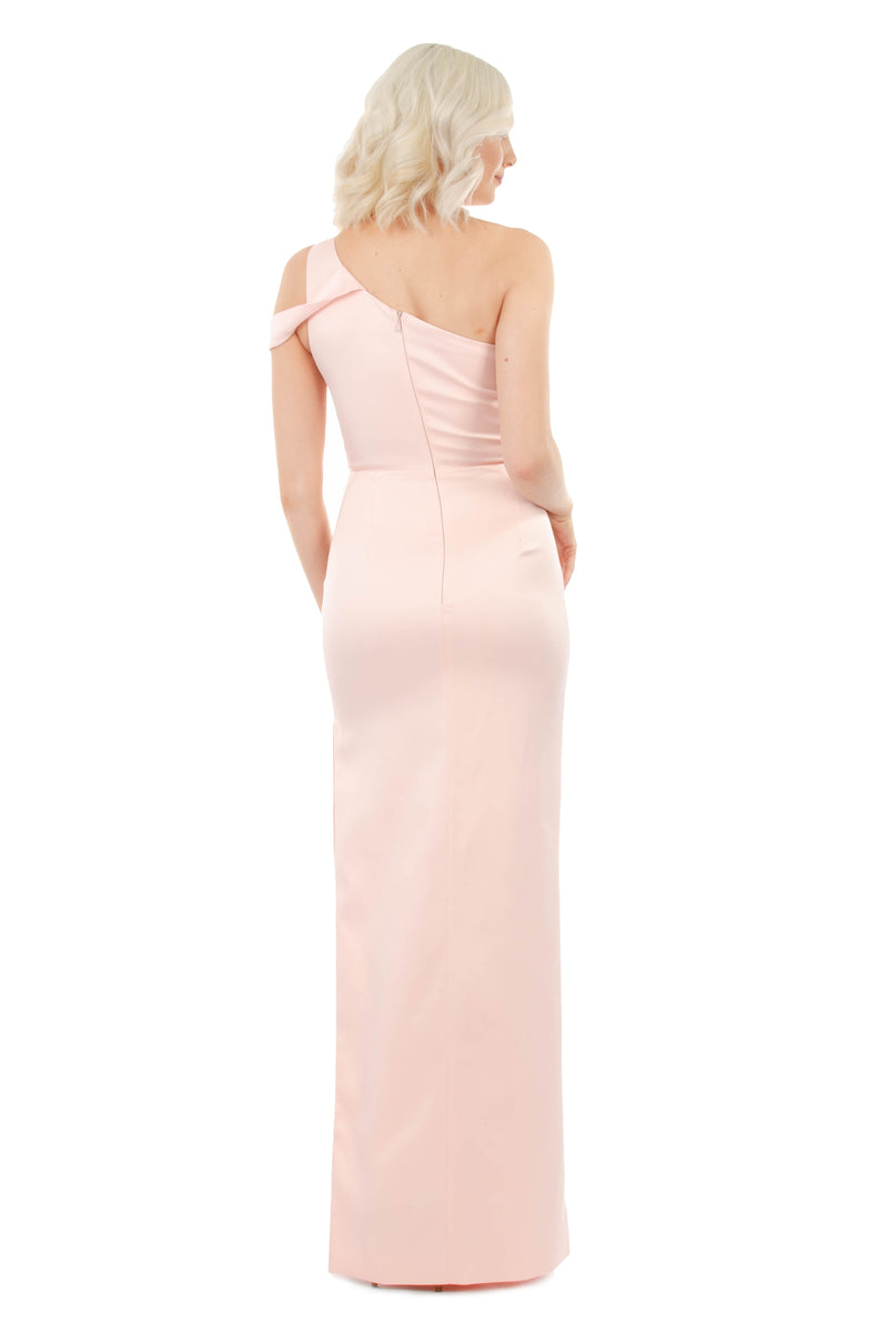 VIOLETTA GOWN - PINK - GEORGY COLLECTION