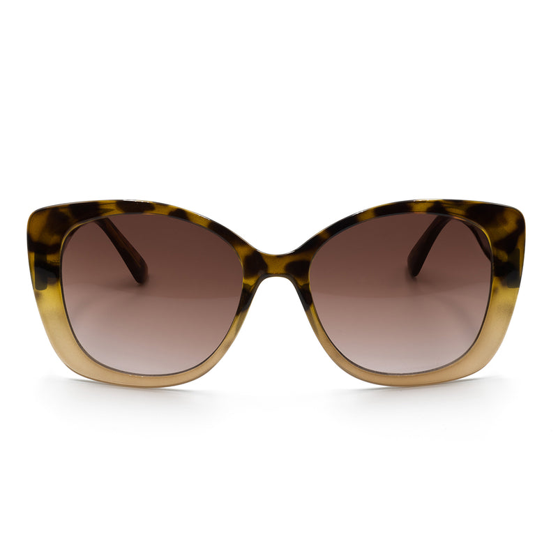 BIANCA SUNGLASSES - TORT - GEORGY COLLECTION
