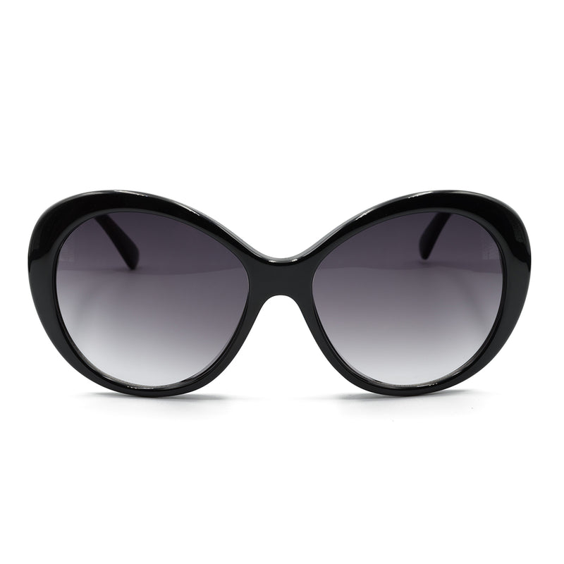 JACQUI SUNGLASSES - BLACK - GEORGY COLLECTION
