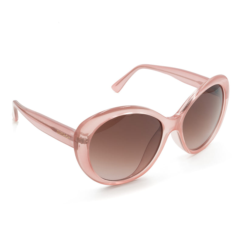 JACQUI SUNGLASSES - PINK - GEORGY COLLECTION