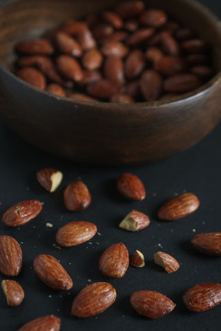 Roasted Almonds - Albidaya Organic Souq
