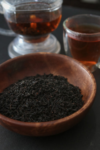 Persian Loose Leaf Black Tea - Albidaya Organic Souq