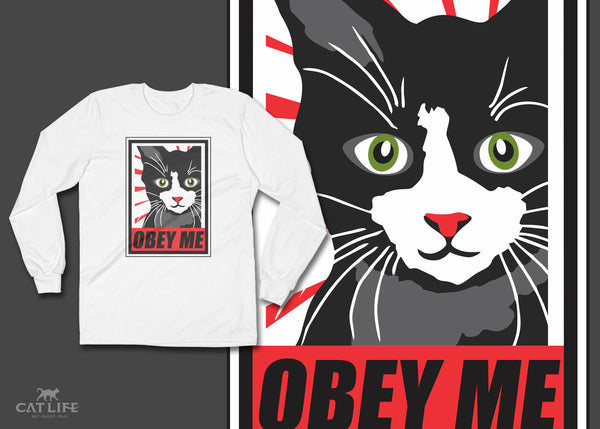 Obey Me - Unisex Long Sleeve T-Shirt