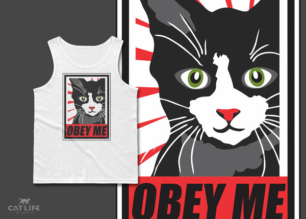 Obey Me - Unisex Classic Tank Top
