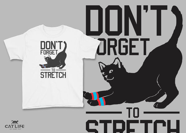 Don't Forget Stretch - Youth Short Sleeve T-Shirt